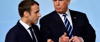 بیخیال اتحادیه اروپا شو! / ترامپ خطاب به ماکرون